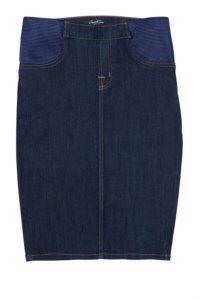 SevenTwo Denim's maternity skirt