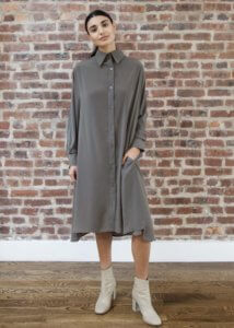Mimu Shirt Dress